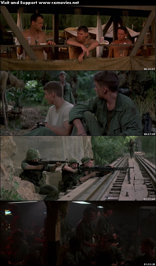 Casualties of War 1989 EXTENDED English 720p BRRip