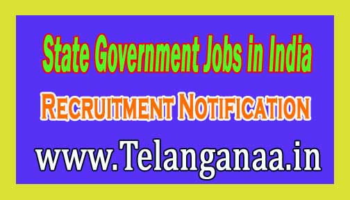 State Government Jobs in India