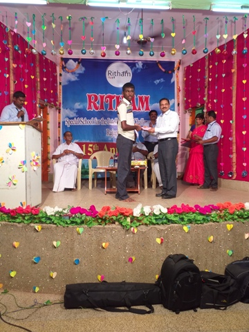 Ritham Special School: 2019