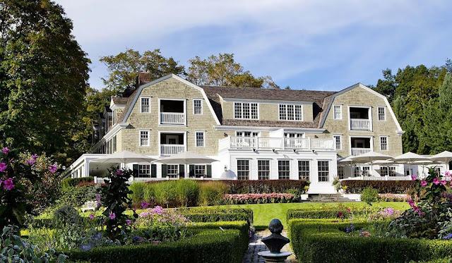 Grace Mayflower Inn & Spa