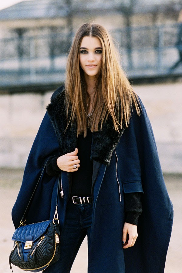 Paris Fashion Week Aw 2014 Pauline