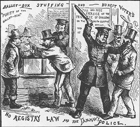 Montclair APUSH: Chapter 23 & 24 Political Cartoon Analysis: