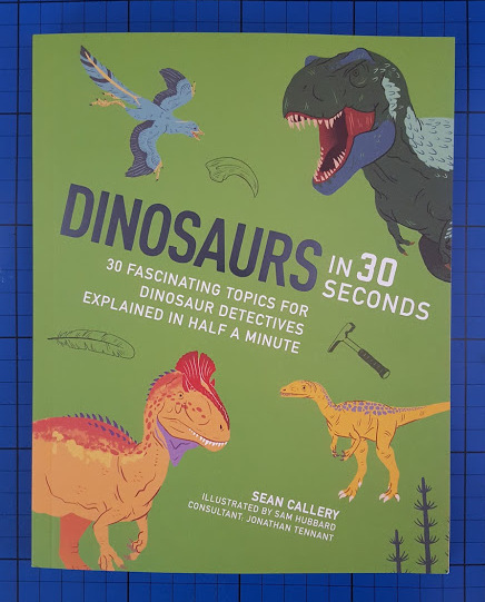 the brick castle dinosaurs in 30 seconds children s book review age7