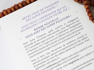 Vos 3 super pouvoirs : Méditation, imagination & intuition - S. Choquette (Editions Exergue)
