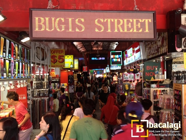 Bugis Street, Tempat Wisata di Singapura : tempatwisata.biz.id