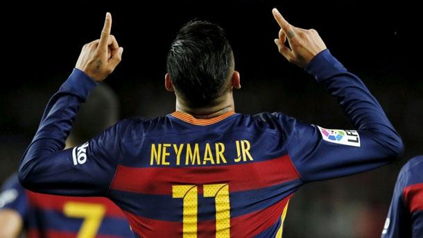 Neymar podría haber firmado ya la renovación con el Barça