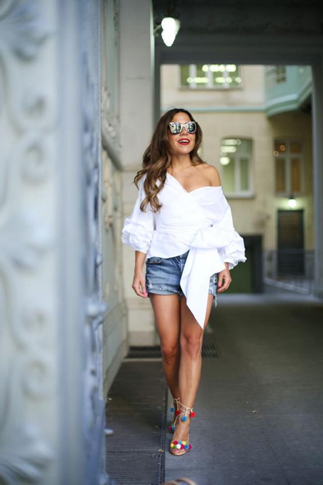 sandália pompons, como usar sandália pompons, esquadrão da moda, blog de moda, blog camila andrade, fashion blogger em ribeirão preto, o melhor blog de moda, blog de dicas de moda