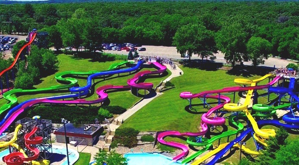 Mt  Olympus Water & Theme Park - Wisconsin Dells Treasure