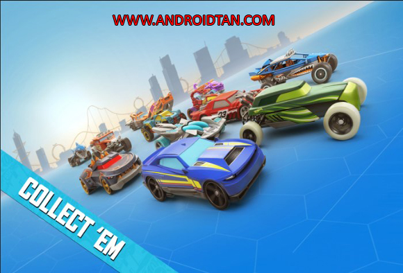 Info Game Hot Wheels Race Off Mod Apk for Android