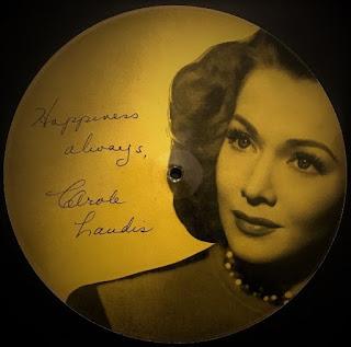 Carole Landis Record
