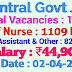 Recruitment Paramedical Staff in Indian Railway