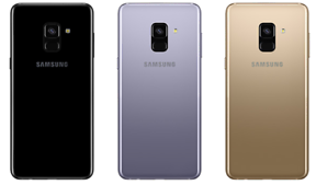 Samsung Galaxy A8 2019 first look and specification
