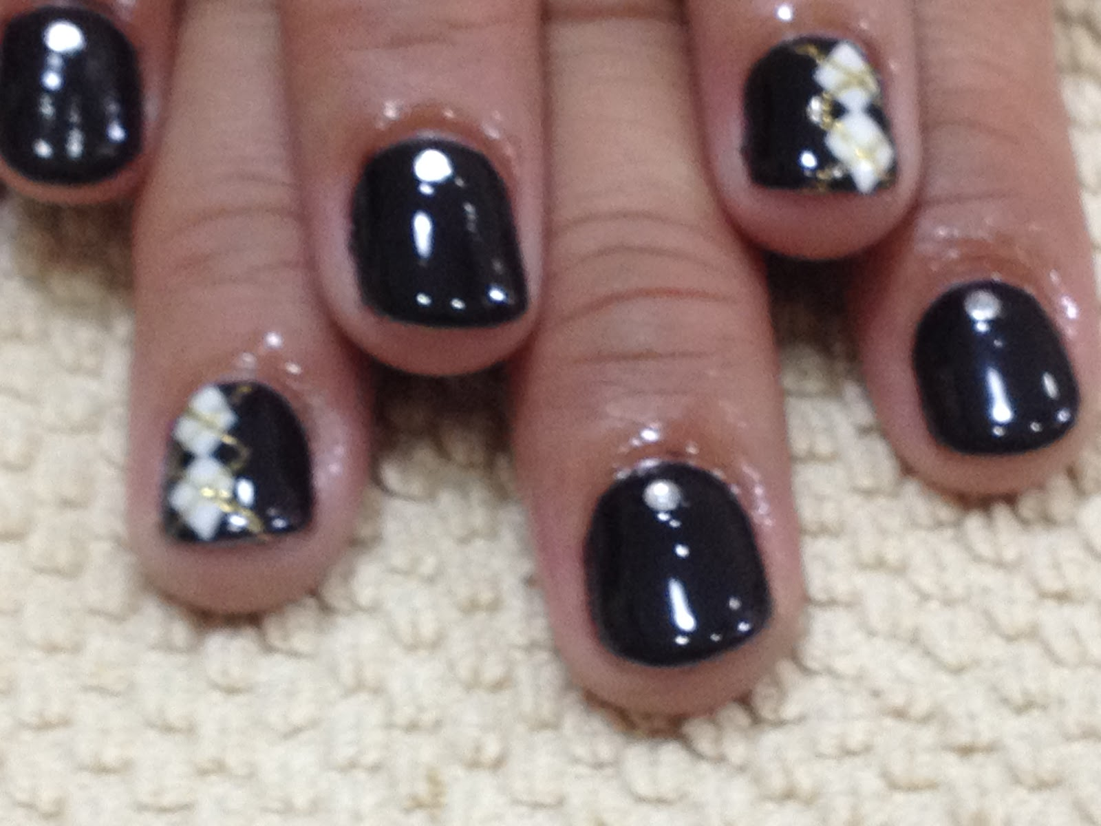 All About Nail Art: August 2012