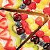 Bikin Pizza Buah Yuk, Makanan Lezat & Sehat Dengan Toping Manis