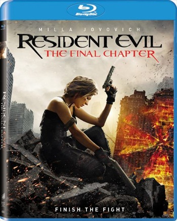 Resident Evil The Final Chapter 2016 English 720p BRRip 950MB ESubs