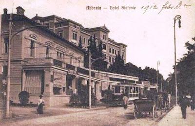 Hotel Stephanie Opatija