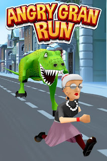 Angry Gran Run – Running Game Apk