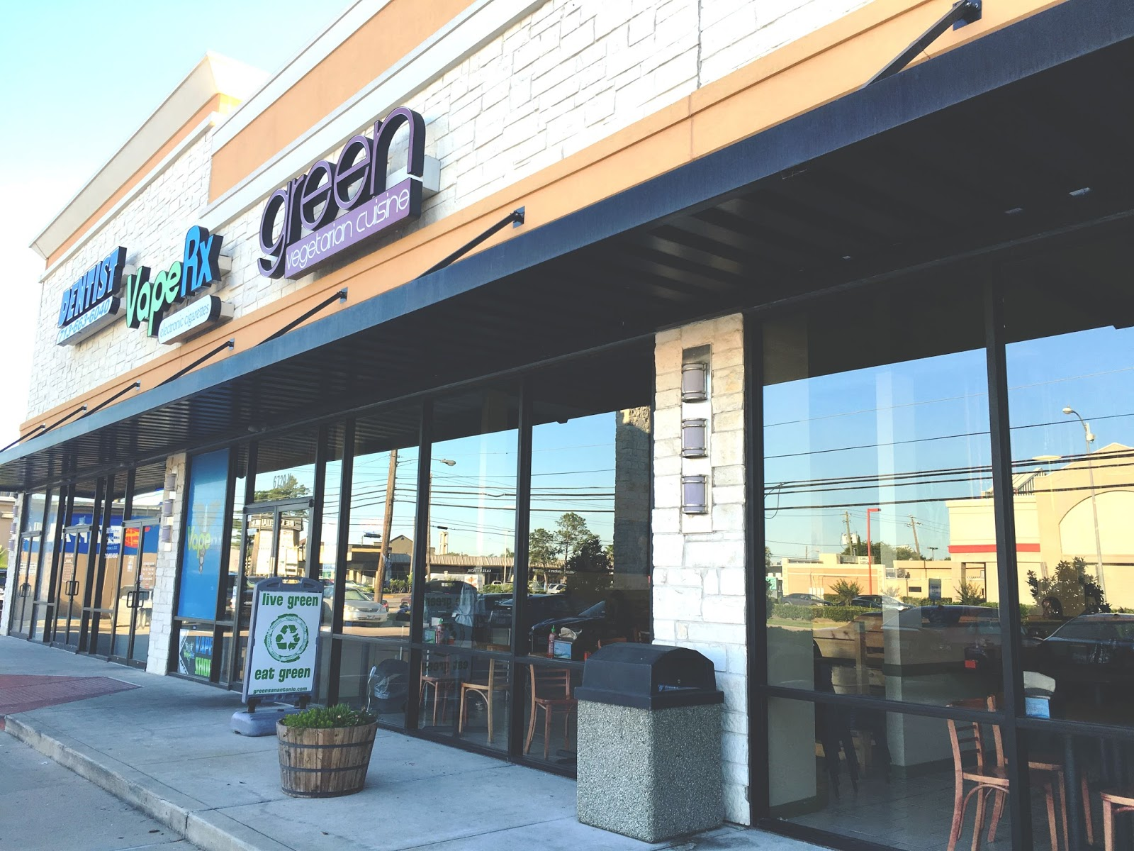 Green Vegetarian Cuisine - A restaurant in Houston, Texas