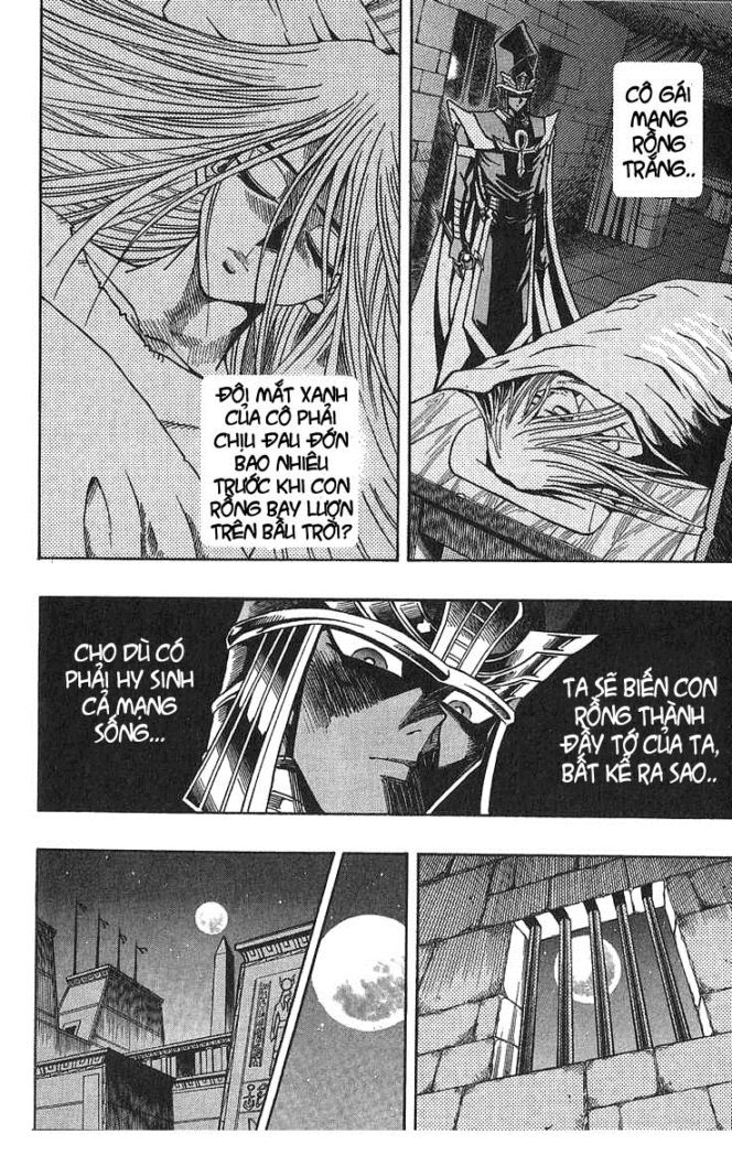 YUGI-OH! chap 299 - cuộc tấn công vào cung điện trang 2