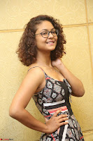 Actress Aditi Myakal Looks gorgeous in Sleeveless Deep Neck Top at Ami Tumi success meet ~  Exclusive 155.JPG