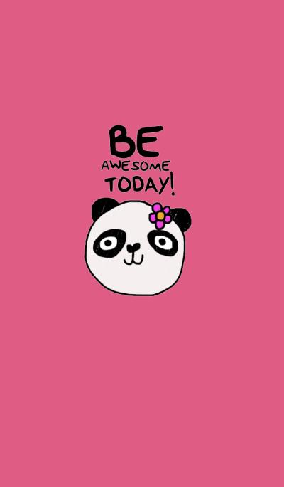 Happy Panda by Kukoy