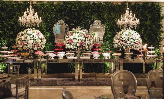 Una boda tem tica de jard n rom ntico for El jardin romantico