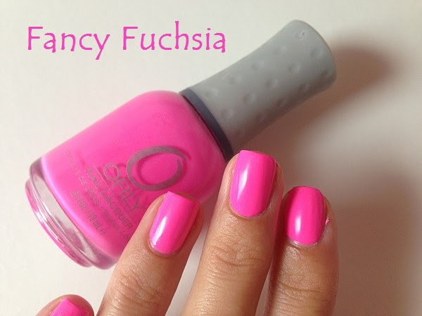 ORLY - FANCY FUCHSIA