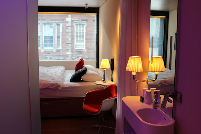 Citizen M hotel, Glasgow city weekend break - UK travel, lifestyle and fashion blog