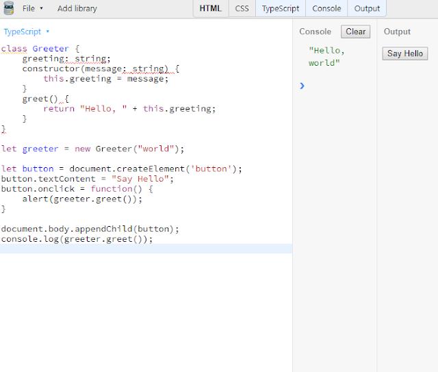 VS 코드 콘솔에서 TypeScript 실행하기 | Begginer Developer