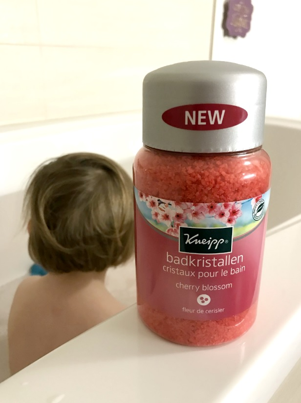 Kneipp Cherry Blossom badkristallen