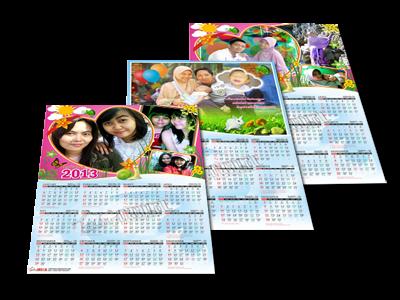 Desain Kalender Pribadi - Gubug Gallery