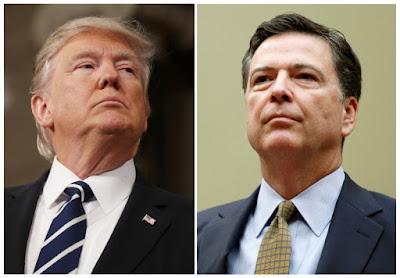 Donald Trump, James Comey, FBI, USA, Jeff Sessions, The White House, Fehér Ház, Federal Bureau of Investigation