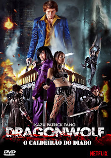 Dragonwolf: O Caldeirão do Diabo - HDRip Dublado