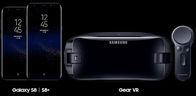 T-Mobile extends free Samsung Gear VR offer with Galaxy S8 and S8+ purchases