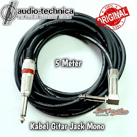 Kabel Gitar Jack Akai Mono To Akai Mono ' L ' 5 Meter