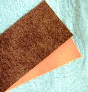 lembaran kain flannel