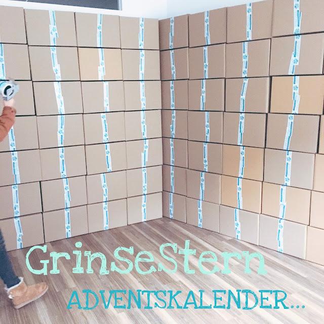GrinseStern, Adventskalender, Kalender, Nähliebe, Nähadventskalender,