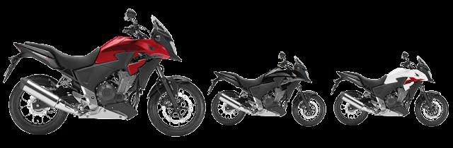 Honda CBR500X Malaysia