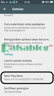 Cara Update Google Play Store Tanpa Download APK