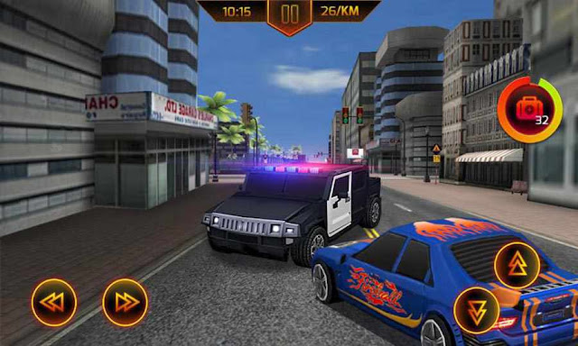 Game Mobil Balap Polisi Android