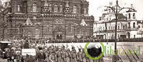 Russian Civil War (1917-1922)