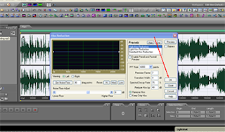 adobe audition tutorial indonesia Buang Noise cara 1