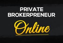Brokerpreneur Online