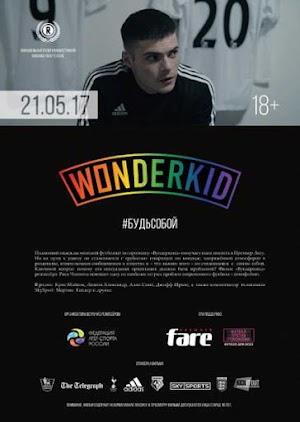 Un Chico Maravilloso - Wonderkid - CORTO - Inglaterra - 2016