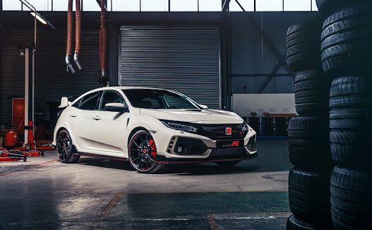 2017 Honda Civic Type R pricing announced (UK)