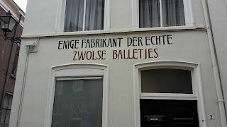 Zwolse Balletjeshuis