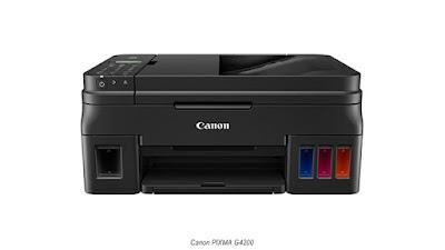Canon Pixma G4200 Wireless MegaTank All-in-One Printer