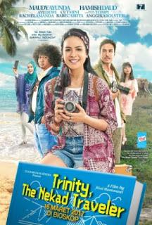 Film Trinity, The Nekad Traveler 2017 (Indonesia)