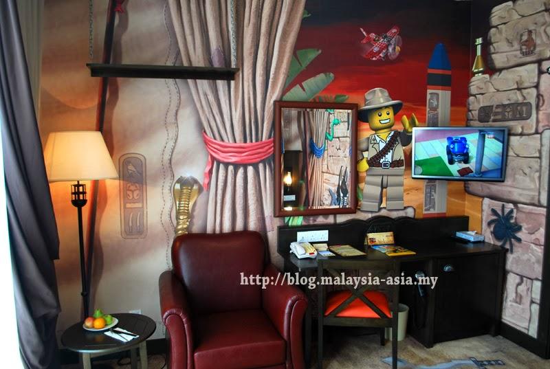 Room Photo Legoland Hotel Malaysia