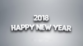 Happy New Year HD 3D Wallpaper For Facebook